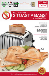 Toast a Bags XL Glutenvrij