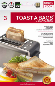 Studio Cook Toast a Bags