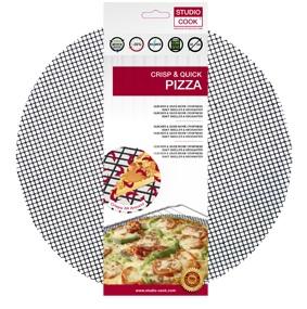 Crisp & Quick Pizza
