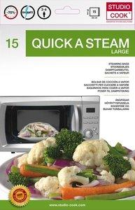 Quick a Steam Large - Stoomzakken