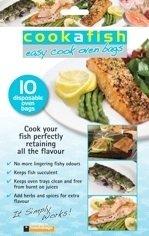 Cook a Fish - Braadzakken voor Vis