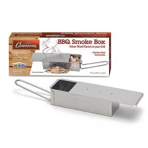 Camerons RVS Smoker Box - Rookkast voor de BBQ